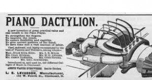 Piano Dactylion