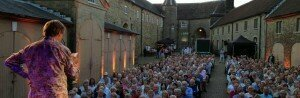 Petworth Festival Concert in the Stable Yard at Petworth House