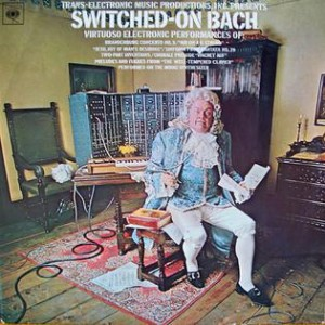 Switched-On Bach cover