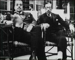 Stravinsky and Diaghilev