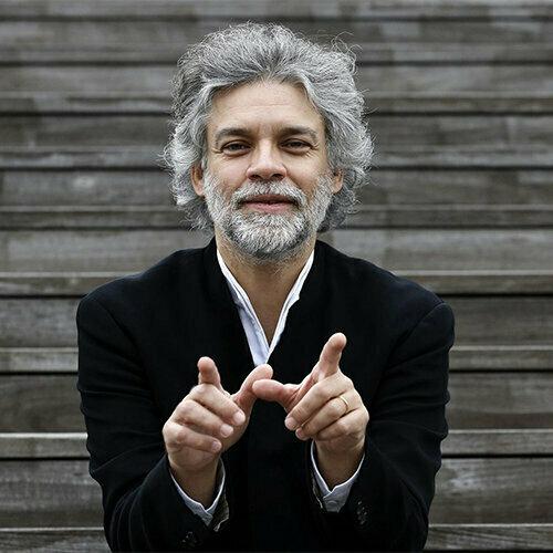 Meet the Artist – François-Frédéric Guy