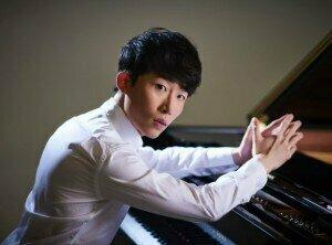 Petworth Festival pianist Ji Liu © Ray Burmiston