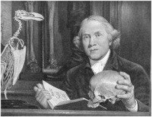 Dr. John Hunter, husband of Anne Hunter