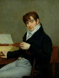 Pierre-Joseph Zimmerman by Antoine Jean Gros