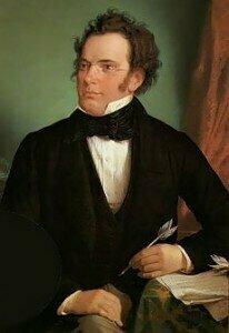 Franz Schubert, painted by Wilhelm Rieder © janbelozorovich.com
