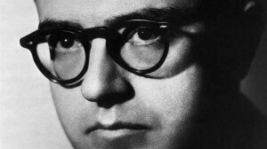 Alberto Ginastera, composer of the Concierto Argentino
