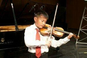 Alex Zhou, age 11