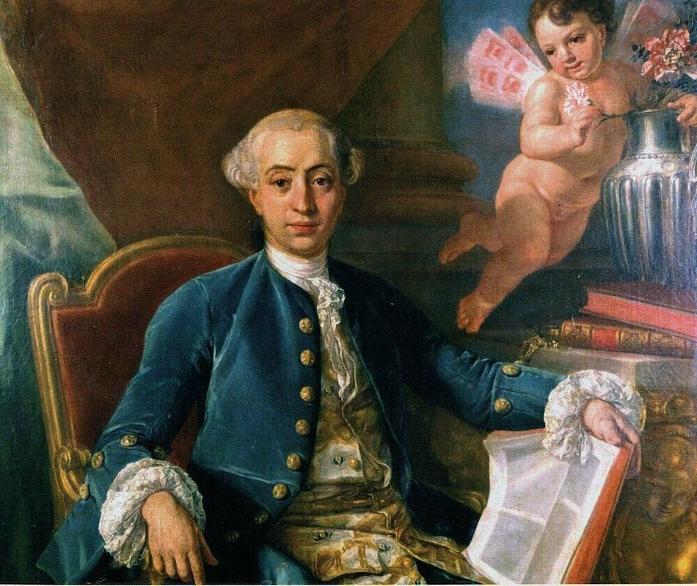 Casanova the Violinist