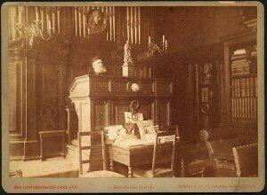 Gounod at the organ