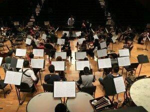 the Shenyang Symphony Orchestra