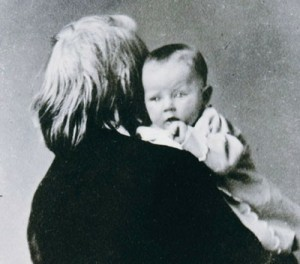 Ole and his daughter Olea
