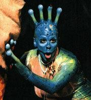 Platée as played by Jean-Paul Fauchécourt (New York City Opera, 2000)