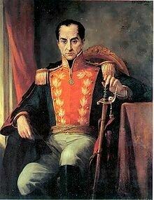 Simon Bolivar, inspiration of the Penderecki Viola Concerto