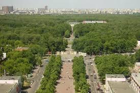 Moscow's Sokolniki Park