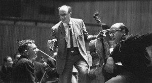 Shostakovich, Rostropovich and Rozhdestvensky