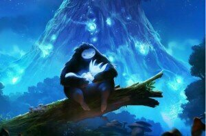 Ori and the Blind Forest: a spellbinding game with a score to match (Photo: Microsoft Studios)