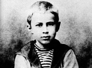 Young Prokofiev