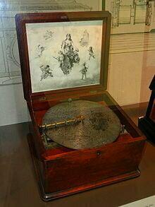Regina Music Box