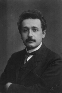 Albert Einstein around 1905