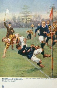 Rugby by Stephen T. Dadd (1905)