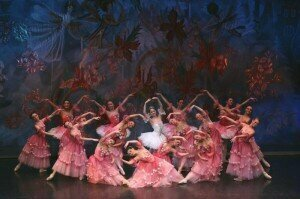 The Waltz of the Flowers, Moscow City Ballet