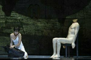 Salome 2018: Asmik Grigorian (Salome) © Salzburger Festspiele / Ruth Walz