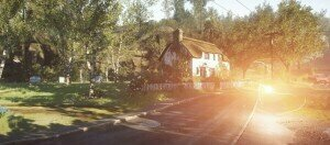 A still from Everybody's Gone to the RaptureCredit: The Chinese Room