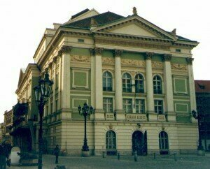 Estates Theatre in Prague