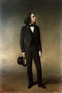 Liszt in 1856