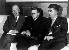Prokofiev, Shostakovioch and Khatchaturian