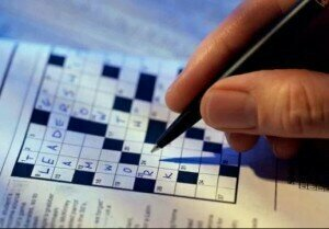 crossword image a