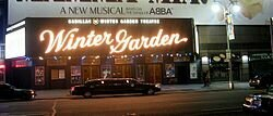 New York Winter Garden Theatre