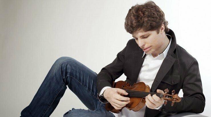 Meet Violinist Augustin Hadelich