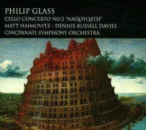 Glass: Cello Concerto No. 2