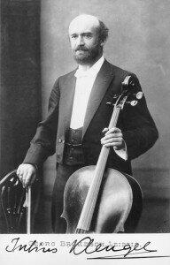 Julius Klengel © Wikipedia