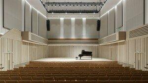 Stoller Hall, Chetham's School of Music