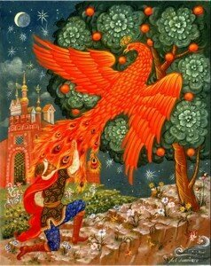 The Firebird by Lev Lominago