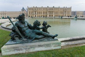 Garden Château de Versailles