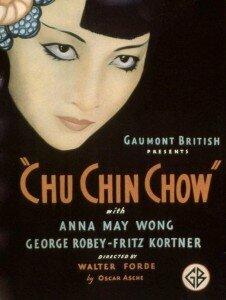 Anna May Wong as the captive Zahrat al-Kulub in the film Chu Chin Chow (1934)