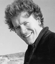 Conrad Williams, author of The Concert Pianist