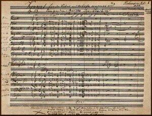 Dvořák Violin Concerto