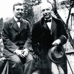 Hugo von Hofmannsthal and Richard Strauss