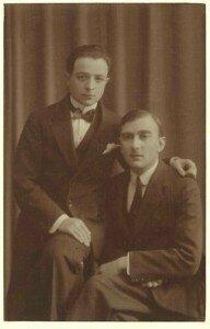 Paweł Kochański and Karol Szymanowski