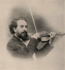 Martin Pierre Joseph Marsick © Wikipedia
