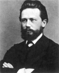 Tchaikovsky, year 1868