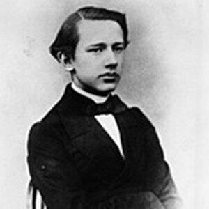 Tchaikovsky at the Conservatory, 1863