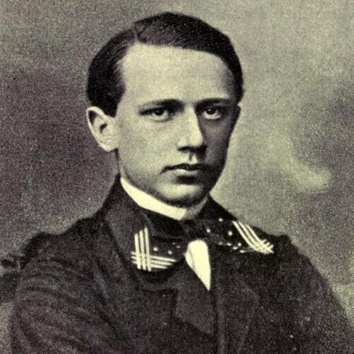"Pyotr Ilyich Tchaikovsky (1840-1893) <br/> ""Music Is Heaven's Gift to Humanity"""