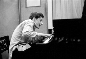 "Glenn Gould recording Bach's ""Goldberg"" Variations in 1955. The complete sessions have been recently released on disc.CreditCreditFred Plaut, via Sony Music Entertainment"