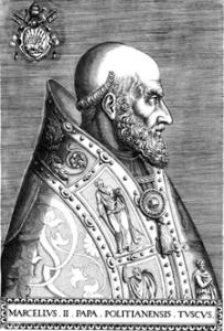 Pope Marcellus II