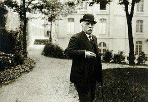 Gabriel Fauré, year 1918